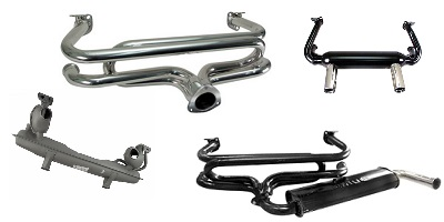 VW Exhaust Systems