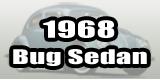 Bug Sedan 1968