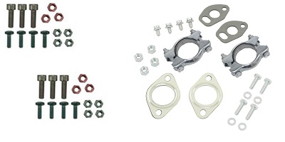VW Exhaust Clamps & Hardware