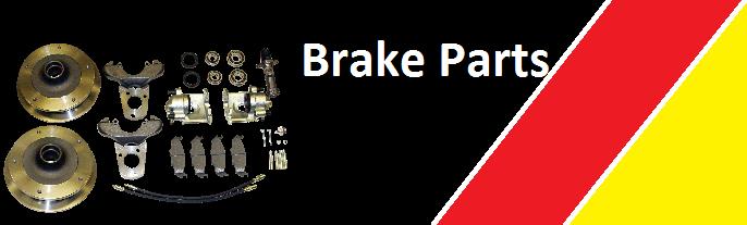 VW Brake Parts