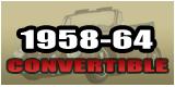 Bug Convertible 1958-64