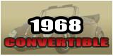 Bug Convertible 1968
