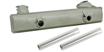 VW Muffler & Tail Pipes