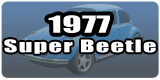 Super Beetle Sedan 1977