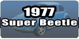 Super Beetle Sedan 1977