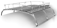 VW Roof Racks & Deck Lid Rack