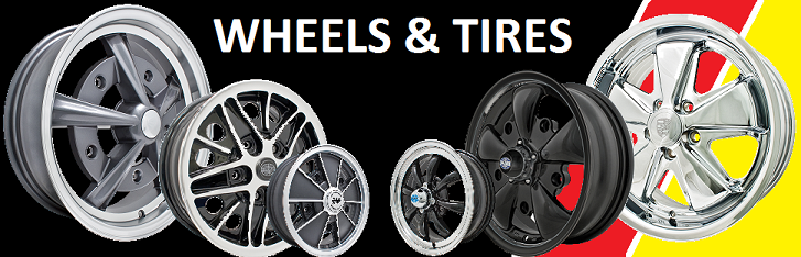VW Wheels & Tires