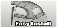 Easy Install Headliners