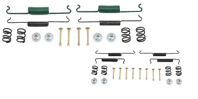 VW Drum Brake Hardware Kits