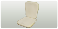 Stock Front Seat Foam