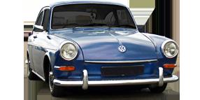 Type 3 (Squareback, Fastback Notchback)