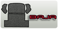 Baja Rear Carpet Kits