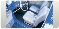 Original Seat Upholstery