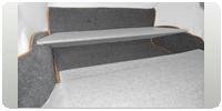 Rear Carpet Kits