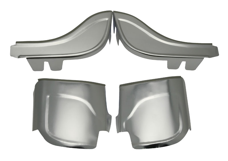 VW Gravel Guards