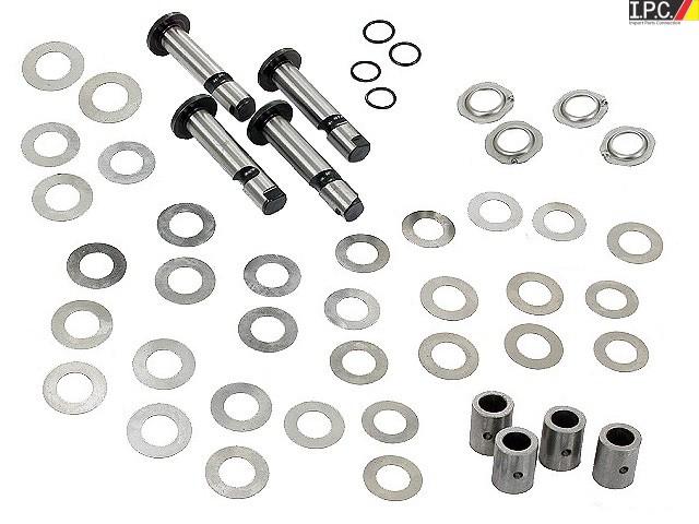 steering link pin set vw  porsche i p c  vw parts  vw bug parts and vw bus parts   volkswagen