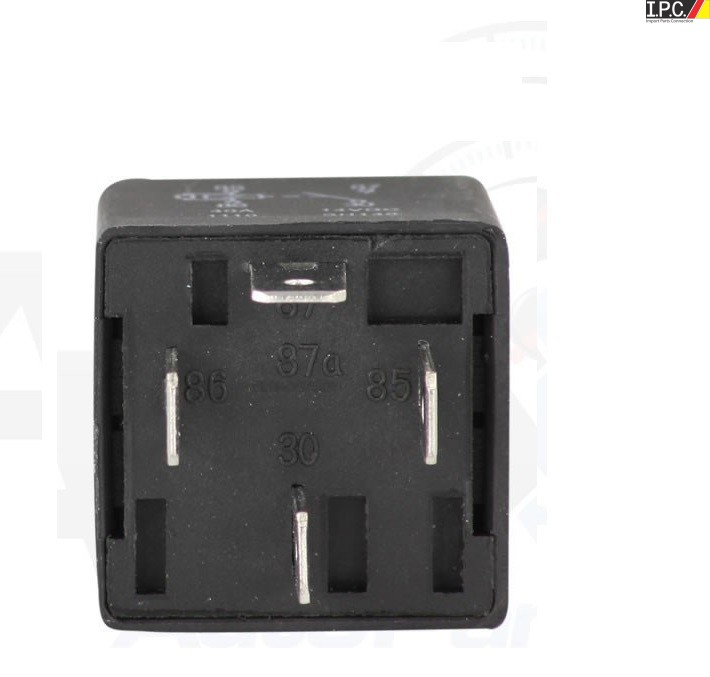 141-951-253b_1  Prong Relay Wiring Horn on
