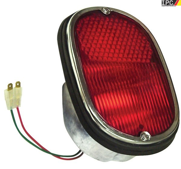 Tail Light Assembly Red Lt  Or Rt  - 1962-1971 VW Bus - VW