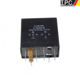 Turn Signal Flasher Relay 12 Volt 9 G