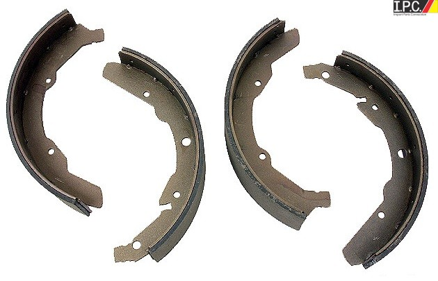 Brake Shoe Body : Vw bus rear brake shoes set i p c parts bug