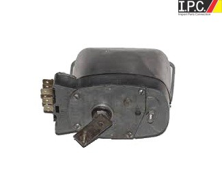 Windshield wiper motor 12v dual speed bug 1967 only vw for Vw bug windshield wiper motor