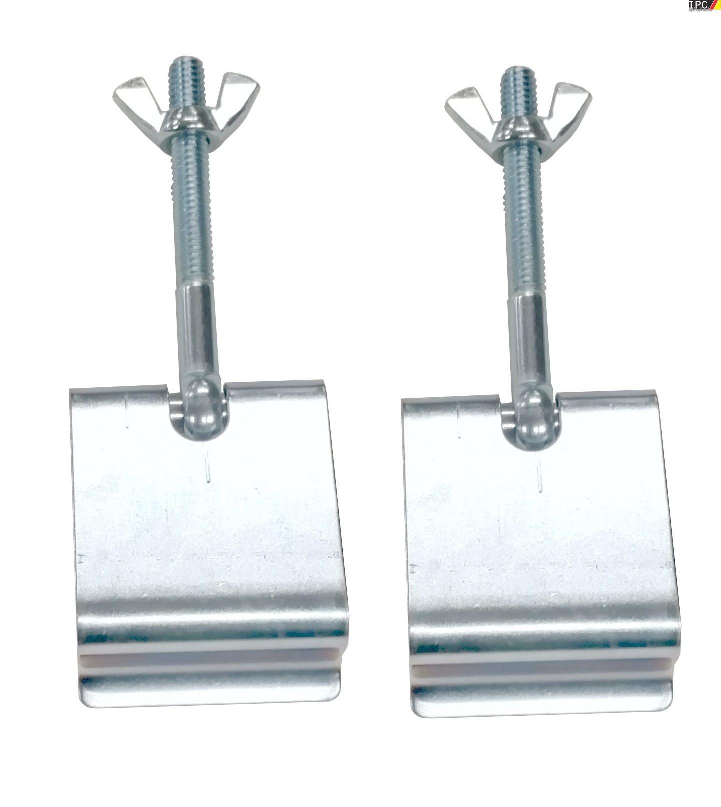 Empi Vw Bug Roof Rack Clamp Kit I P C Vw Parts Vw Bug