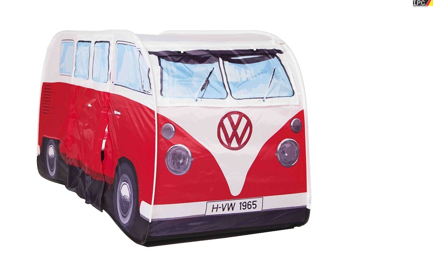 VW C&er Van Pop Up Play Tent for Kids  sc 1 st  Import Parts Connection & VW Camper Van Pop Up Play Tent for Kids I.P.C. VW Parts VW Bug ...