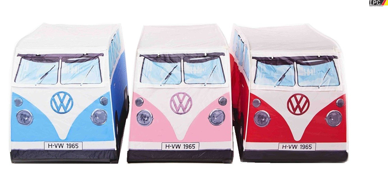 More Views  sc 1 st  Import Parts Connection & VW Camper Van Pop Up Play Tent for Kids I.P.C. VW Parts VW Bug ...
