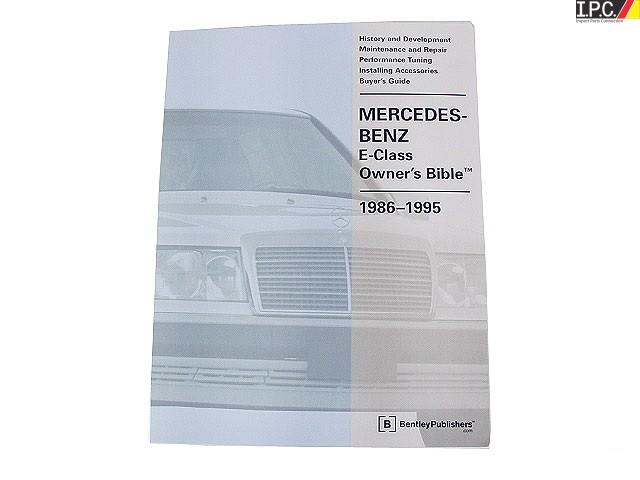 Mercedes benz e class bentley manual i p c vw parts vw for 1991 mercedes benz 300e repair manual