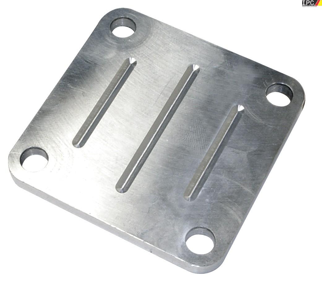 EMPI Billet Aluminum 8mm Oil Pump Cover, w/o Full Flow or
