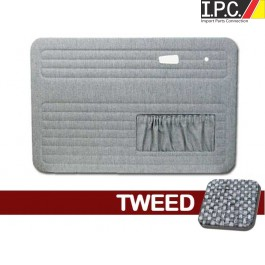 VW Bug 1967-1979 Front Only Door Panels w/ Pockets - Tweed