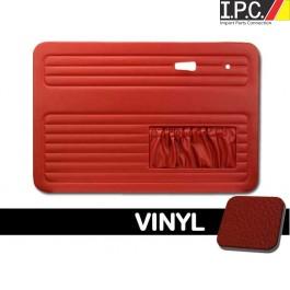 VW Bug 1967-1979 Front Only Door Panels w/ Pockets - Vinyl
