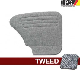 VW Bug 1965-1977 Sedan Rear Only Panels - Tweed