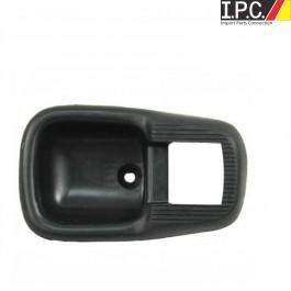Inside Door Release Handle Trim Lt. Or Rt. Ea. Blk Plastic