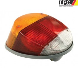 Tail Light Assembly Red/Amber Rt.OE Style - 1973-1979 VW Bug
