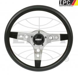 "Grant 13"" Chrome GT Sport Thick Foam Wheels"