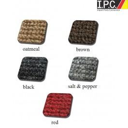 German Square Weave Carpet Material's