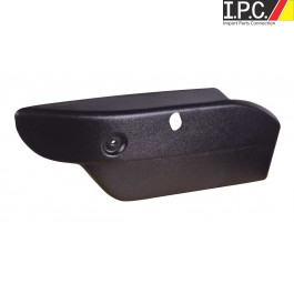 VW Plastic Seat Base Cover, (Driver Seat, Left Side) 1pc. 1973-76 VW Bug Sedan or Convertible