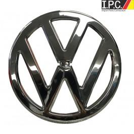 VW Bus 1950-1967 Front Nose Emblem Chrome Steel