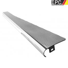 Polished Ribs EMPI Billet Aluminum Running Boards