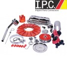 """Super Chrome & Color-Deluxe Engine Kit"" for 1300 - 1600cc Engines"
