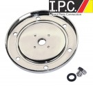 Chrome Sump Plate w/ Magnetic Plug VW