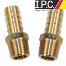 EMPI Brass Oil System Fittings