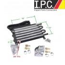"""EMPI 6-Pass Oil Cooler Kit 1/2"""" Hose Barb Ends"""