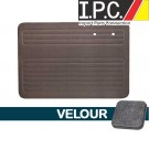 VW Bug 1956-1964 Front Only Door Panels w/out Pockets - Velour