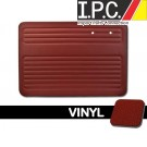 VW Bug 1956-1964 Front Only Door Panels w/o Pockets - Vinyl