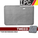 VW Bug 1967-1979 Front Only Door Panels w/o Pockets - Tweed