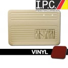 VW Bug 1956-1964 Front Only Door Panels w/ Pockets - Vinyl