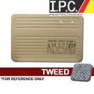 VW Bug 1965-1966 Front Only Door Panels w/ Pockets - Tweed