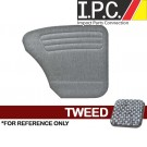 VW Bug 1956-1964 Sedan Rear Only Panels - Tweed